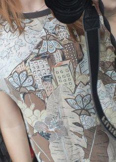 Kup mój przedmiot na #vintedpl http://www.vinted.pl/damska-odziez/koszulki-z-krotkim-rekawem-t-shirty/12212506-koszulka-wzorzysta-lekka