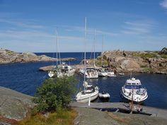 Lilla Nassa - stockholm archipelago - very popular to sail in the archipelago.