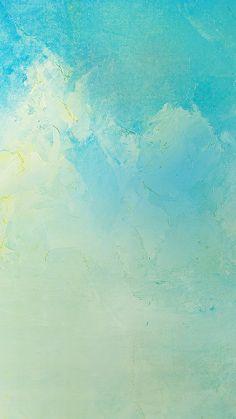 Paint Cracks Soft Colors Blue #iPhone #6 #wallpaper