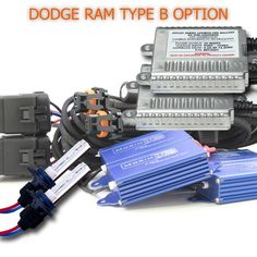 2013 - 2015 Dodge Ram with Projector Headlights - LOW BEAM HID Conversion Kit - Headlight Revolution