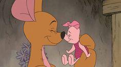 Kanga & Roo | Winnie the Pooh Piglets bath.