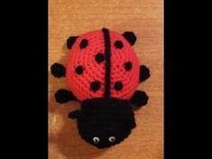Gufo laurea amigurumi - tutorial Uncinetto/crochet - YouTube Crochet For Kids, Free Crochet, Crochet Turtle, Amigurumi Tutorial, Crochet Videos, Crochet Animals, Diy Projects To Try, Ladybug, Applique
