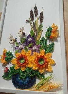 Amazing Paper Quilling Patterns and Designs - Life Chilli                                                                                                                                                      More