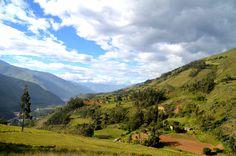 Huaylla Huánuco Perù