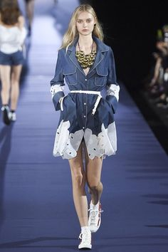 Alexis Mabille Spring 2017 Ready-to-Wear Collection Photos - Vogue Fashion Week, Fashion 2017, Runway Fashion, Spring Fashion, Fashion Show, Fashion Outfits, Fashion Design, Paris Fashion, Alexis Mabille