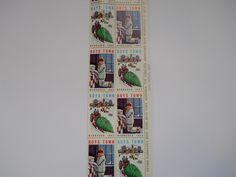 Father Flanagan's Boys Home. Boys Town, Nebraska  1962 Annual Seal Stamp