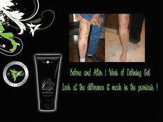 I also use the defining gel everyday.