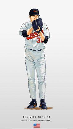 Baltimore Orioles, Mlb