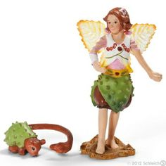 Chestnut Elf with Fellow (Schleich: World of Bayala) at theBIGzoo