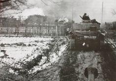 Panzer IV jitomir battle