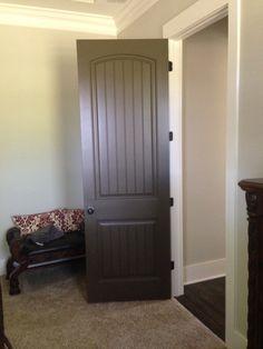 Brown Doors, Well Bred Brown SW (8 Foot Doors)