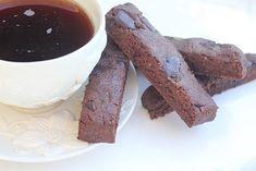 Brownie Biscotti - Maria Mind Body Health