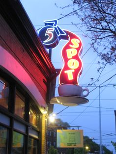 Where are the best Neon signs in Seattle? : Seattle