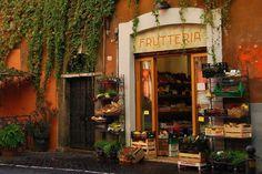 """I negozietti """" Cartier  """" di Roma"""