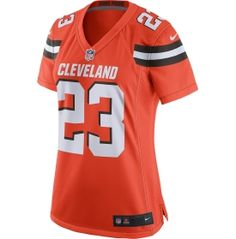 Nike Colt McCoy Cleveland Browns Historic Logo Infant Game Jersey ...
