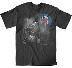 f5df05bf1e3 T-shirt The Who Quad Band Shirts