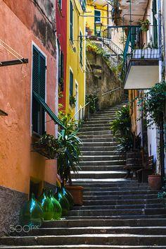 Corniglia, Italy (http://www.exquisitecoasts.com/corniglia-the-cinque-terre.html)