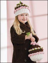 Cupcake Hat & Purse