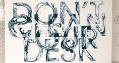 50 Remarkable Examples of Typography Design #2 / inspirationfeed.com