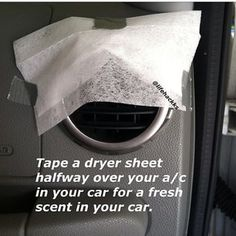 Stinky, sweat-riddled car? NOT ANYMORE. | 25 Clever Tricks To Make Your Summer So Much Better