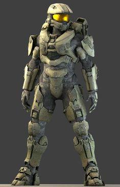 John 117, Space Armor, Halo Cosplay, Halo Armor, Halo Spartan, Halo Master Chief, Halo Series, Wolverine Art, Halo Game