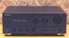 Pioneer A-676 Amplifier review and test