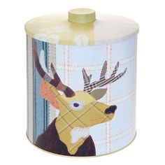 For the delicious shortbread and chocolate chip cookies in the guest rooms - Magpie Beasties tin