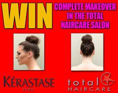 Win a complete makeover with Total Haircare Dublin / Sunday World