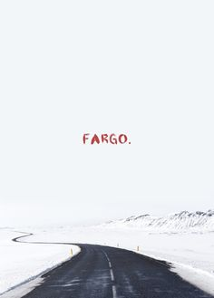 A MOVIE POSTER A DAY: FARGO Art Print by Craft And Graft | Society6