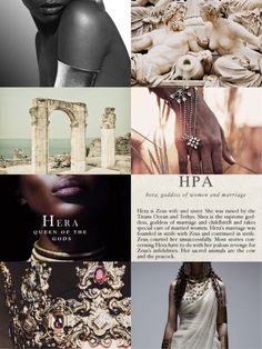 Hera [ Ἥρα] is the wife and a sister of Zeus. She is the goddess of birth, women…