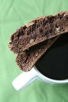 Bittersweet Symphony – Chocolate Brownie Biscotti   Crumb: A Food Blog