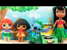 Kids Toys L.O.L. Surprise DIYCustom Dolls Turn into Moana and Ariel and Play With Lilo and Stitch - http://beauty.positivelifemagazine.com/kids-toys-l-o-l-surprise-diycustom-dolls-turn-into-moana-and-ariel-and-play-with-lilo-and-stitch/ http://img.youtube.com/vi/_SkXmXKVEKc/0.jpg