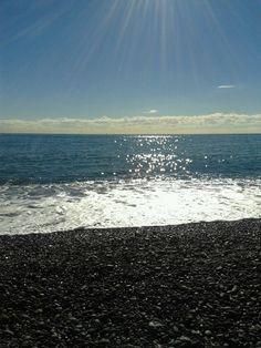 mediterranean sea- Liguria