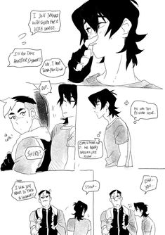 Just some cute comic pictures of Klance None of these pictures are mine Credit to artists Captain America Series, Bucky Barnes Captain America, Form Voltron, Voltron Klance, Voltron Comics, Klance Comics, Cute Comics, Steve Rogers Bucky Barnes, Long Stories