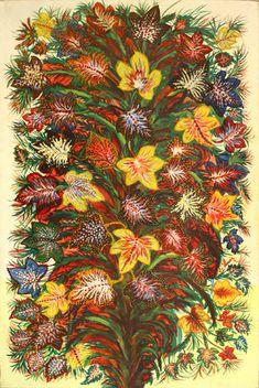 Feuilles d'automne, vers 1928-1930Huile sur toile145 x 97 cm