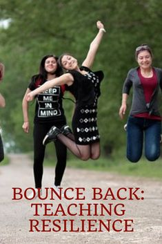 Bounce Back: Teaching Resilience to Students (Distance Learning) School Resources, Classroom Resources, Teacher Resources, Teaching Ideas, Classroom Ideas, Classroom Organization, Classroom Management, School Stuff, Back To School