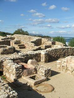 Punic Town of Kerkuane and its Necropolis, Tunisia