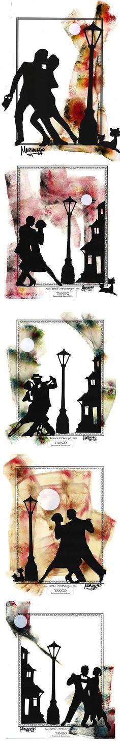Картинки Танго.