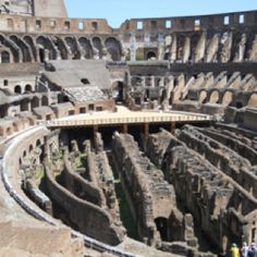 The Coliseum - can you believe this is still standing ???