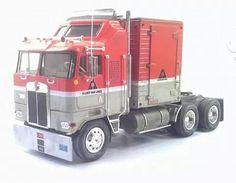 Kenworth Trucks, Toy Trucks, Pickup Trucks, Model Truck Kits, Plastic Model Cars, Cab Over, Heavy Truck, Best Model, Model Building