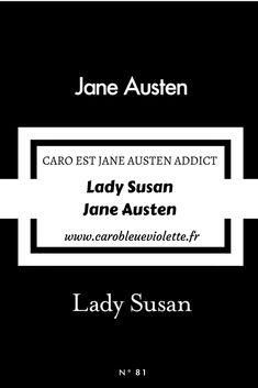 Où je lis Lady Susan de Jane Austen, et où Edmund Bertram se réjouit de s'être fait souffler le titre du Héros Austenien Le Plus Insipide par Reginald de Courcy. #janeausten  #LadySusan #lecture #littérature #LittératureBritannique
