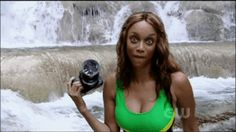 Pin for Later: 28 Stages of Dating as Told by the Many Faces of Tyra Banks Wait, how does this guy even tolerate you?