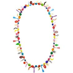 Tatty Devine necklace.