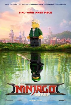 #Ninjago Movie 12.10.2017