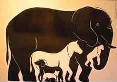 Finding Hidden Animals in Picture Brain Teaser Answer