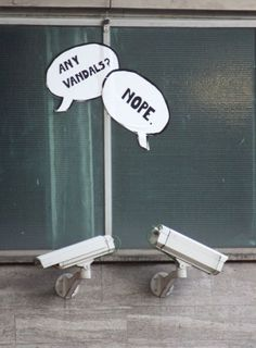 What security cameras say... :)
