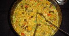'Koringslaai' (Wheat) Salad Recipe
