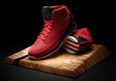 pretty nice 3be73 6a557 adidas Rose 3 Brenda Release Date Derrick Rose, D Rose Shoes, Adidas  Release,