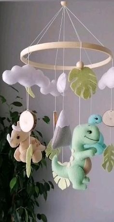 Baby Boy Cribs, Girl Cribs, Nursery Room Decor, Nursery Themes, Mobiles, Baby Deco, Moon Nursery, Baby Crib Mobile, Handmade Baby