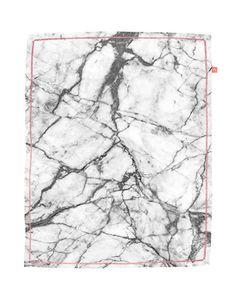 pt, Theedoek met Marmerprint Marble Grijs
